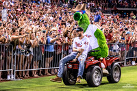 Chase Rice | Philadelphia Phillies After-Game | August 18th,  2016